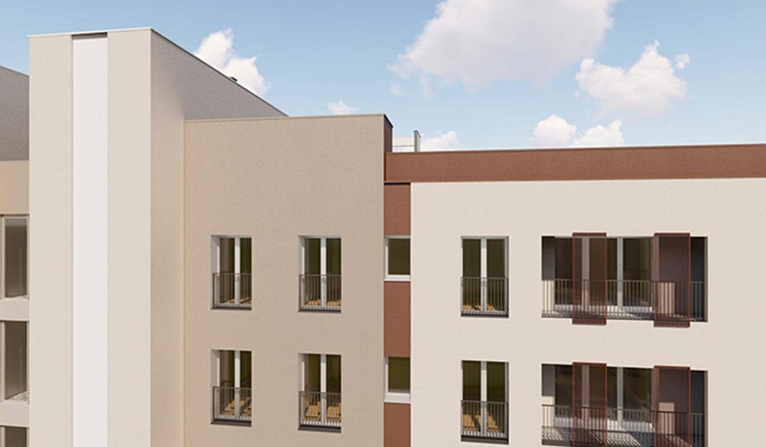 Gli appartamenti in vendita delle Corti di Medoro