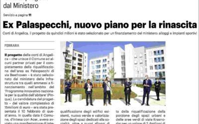 Ex Palaspecchi, nuovo piano per la rinascita